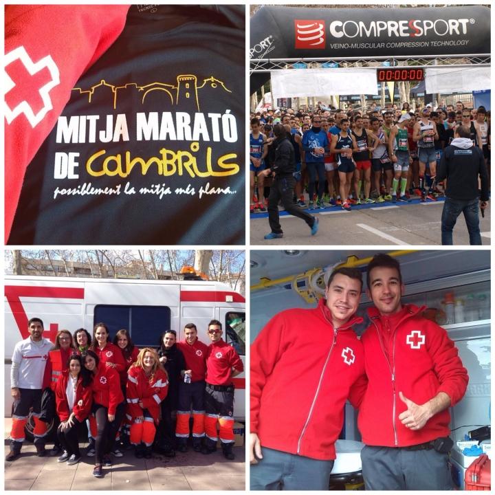 VI Marató de Cambrils