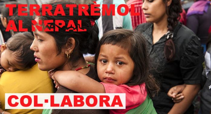 Terratremol al Nepal