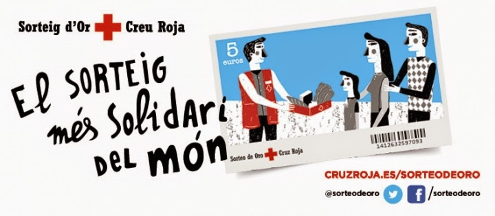 Creu Roja Sorteji 2015