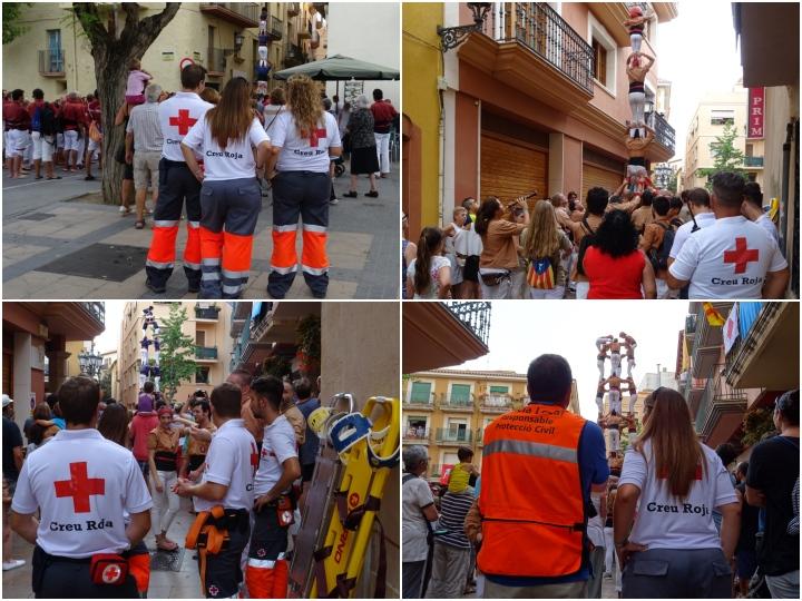 Castells Cambrils 07 2016